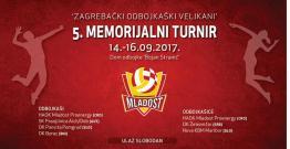 5. Memorijalni turnir 'Zagrebački odbojkaški velikani'