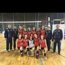 Zlato za hrvatsku U16 reprezentaciju na MEVZA turniru u Mađarskoj