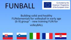 FUN for volleyBALL /FUNBALL