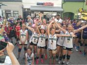 Djevojčice U13 OK Foresta osvojile Valpovo street Volleyball festival 2018