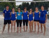 KOP Siget vodeći u 1. hrvatskoj ligi u odbojci na pijesku
