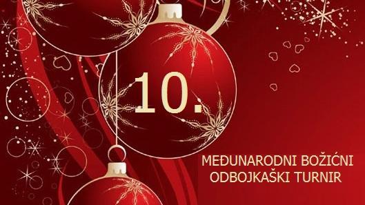 10. međunarodni Božićni turnir