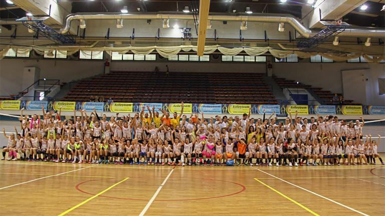 Volleyteam Camp: Osmu godinu zaredom otvara svoja vrata u Poreču
