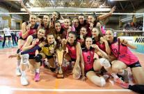 Odbojkašice HAOK Mladost obranile naslov prvakinja Hrvatske