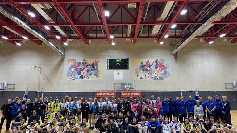 HAOK Mladost uzela oba zlata na juniorskom prvenstvu Hrvatske