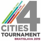 Odbojkašice zlatne na Turniru 4 grada u Bratislavi