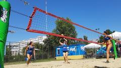 Kezerić/Krmpotić i Humski/Matić najbolji na četvrtom turniru Prvenstva Zagreba u odbojci na pijesku
