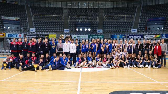 Igrači i igračice HAOK Mladost obranili naslove na juniorskom Prvenstvu Hrvatske