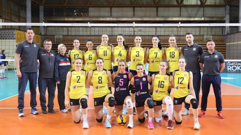 Seniorke HAOK Mladost u četvrtfinalu CEV kupa