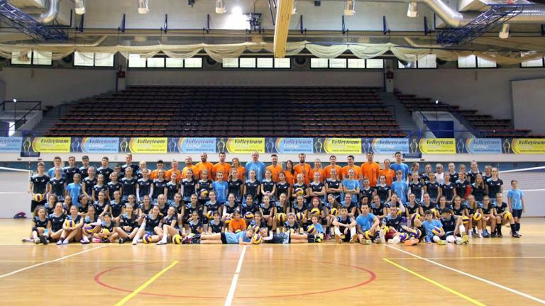 Otvorene prijave za 9. Volleyteam Camp u Poreču