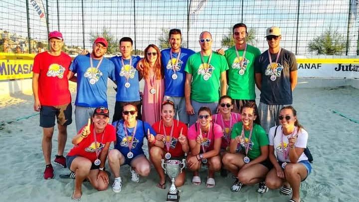 KOP Siget - prvakinje i viceprvaci Hrvatske