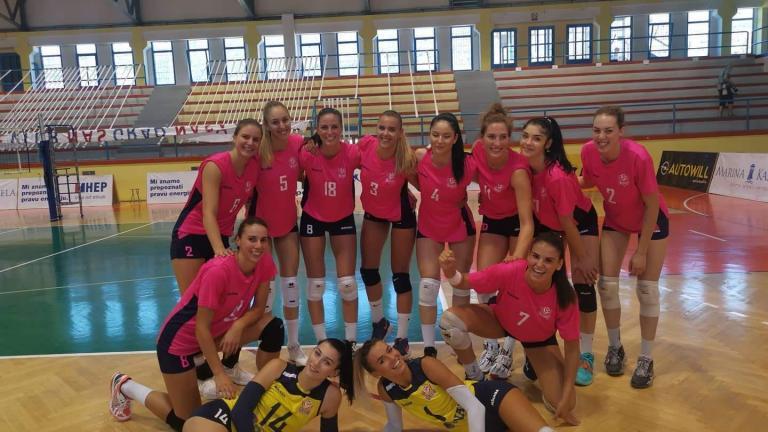 Seniori i seniorke HAOK Mladost osigurali Finale Kupa