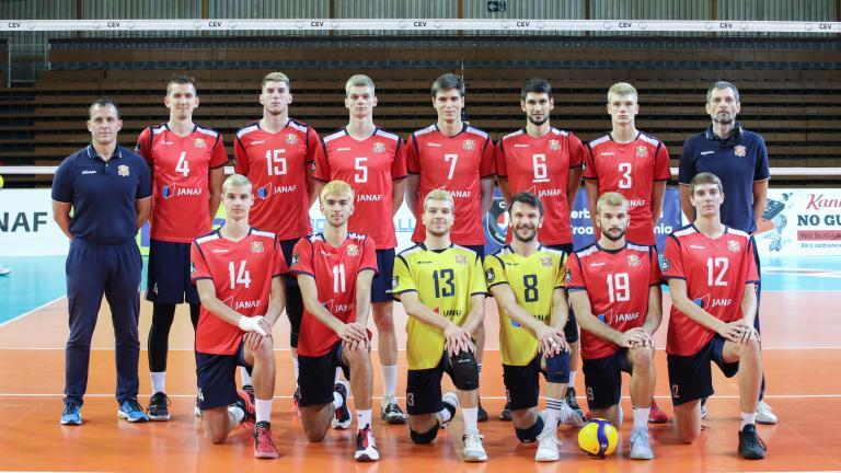 Seniori HAOK Mladost pokazali snažan otpor u prvoj utakmici CEV kupa