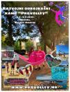 Provolley kamp 2021 - razvojni kamp za djevojčice i dječake