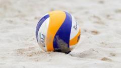 Početak natjecanja u odbojci na pijesku