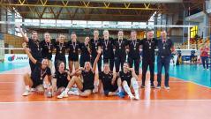 OK Calcit Kamnik pobjednik Trofeja Zagreba 2021